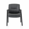 Trexus Camden Visitors Armchair Lthr 520x540x460mm Ref 10398-04