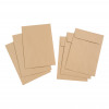 5 Star Value Envelope C4 Gusset 25mm Peel and Seal 115gsm Manilla [Pack 125]