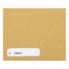 Sage Compatible Payslip Wage Envelopes with Window 128x107mm Manilla Ref SE45 [Pack 1000]