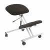 Trexus Kneeling Chair Black 430x330x480-620mm Ref OP000072