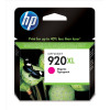 Hewlett Packard [HP] No.920XL Inkjet Cartridge High Yield Page Life 700pp 6ml Magenta Ref CD973AE