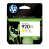 Hewlett Packard [HP] No.920XL Inkjet Cartridge High Yield Page Life 700pp 6ml Yellow Ref CD974AE
