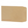5 Star Office Envelopes Recycled Board-backed Hot Melt Peel and Seal 444x368mm 120gsm Manilla [Pack 50]