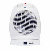 Igenix 2kW Upright Oscillating Fan Heater White Ref IG9021