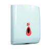 5 Star Facilities Hand Towel Dispenser Small W290xD145xH265mm White