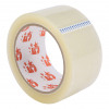 5 Star Office Packaging Tape Low Noise Polypropylene 48mm x 66m Clear [Pack 6]