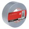 5 Star Office Cloth Tape Heavyduty Waterproof Tearable Multisurface 50mmx50m Silver