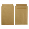 5 Star Office Envelopes Recycled 254x178mm Pocket Self Seal 115gsm Manilla [Pack 250]