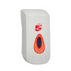 5 Star Facilities Large Foam Soap Dispenser W115xD115xH250mm 0.9 Litre