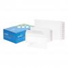Croxley Script Envelopes PEFC Wallet Peel & Seal 100gsm DL 220x110mm Brillnt White Ref B22410 [Pack 500]