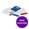 Tyvek Pocket Envelope Strong C4 55gsm P&S White Ref 11782 [Pack 100] [REDEMPTION] Apr-Jun 19
