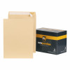 New Guardian Envelopes Heavyweight 406x305mm Pocket Peel and Seal 130gsm Manilla Ref D23703 [Pack 125]