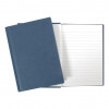 Cambridge Notebook Casebound 70gsm Ruled 192pp A6 Blue Ref 100080460 [Pack 10]