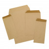 5 Star Office Envelopes Wallet Self Seal Window 90gsm DL 110x220mm White [Pack 1000]