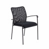 Start Visitor Chair - Black