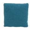 Tux Single Cushion - Light Blue