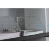 Bisley Essentials Slotted Shelf Dividers Inc 5 Dividers - Opaque