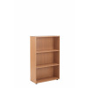 Start 18 Bookcase - 2 Shelf - Oak