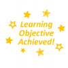Trodat Teachers Stamp - Learning Objective Achieved