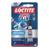 Loctite Super Glue Liquid Tube 3g Ref 1620715 Each