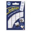 Sellotape Outdoor Sticky Fixers 20 x 20mm Packed 48 Ref 1445421