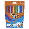 Bic Kids Visacolor Felt Tip Pens 888695 Pack 12