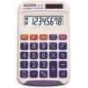 Aurora HC133 Handheld Calculator Battery/Solar-power 8 Digit 3 Key Memory Each