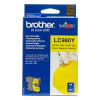 Brother Inkjet Cartridge Yellow Ref LC980Y Each