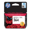 HP No.364 Inkjet Photo Cartridge Black Ref CB317EE Each