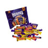 Cadbury Heroes Family Bag 20 Bars 278g BZ50233 Each