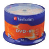 Verbatim 4.7GB 4x Speed Jewel Case DVD-RW (Pack of 10) 43486