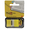 Post-it Bright Pink Index Tabs 25mm (12 (Packs of 50) 680-21