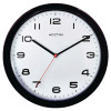Acctim White Controller Silent Sweep Wall Clock 368mm 93/704