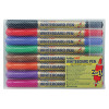 Artline 2-in-1 Whiteboard Marker Fine/Superfine Assorted (Pack of 8) EK-541T-WB