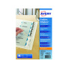 Avery Indexmaker Punched 1-5 Divider 01810061