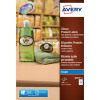 Avery Oval Glossy Product Label White J8102-10 Pack of 3240