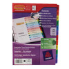 Avery Ready Index January-December Divider 02002501
