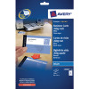 Avery Matte White Double Sided Inkjet Business Cards 85 x 54mm Pack of 200 C32015-25