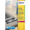 Avery Laser Label Heavy Duty Silver 48x20 Sheets L6009-20 (Pack of 960)