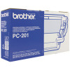 Brother Thermal Transfer Cartridge Black Pack of 1 PC201