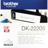 Brother Black on White Paper Standard Address Labels (Pack of 400) DK11201