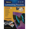 Fellowes A4 Laminating Pouch 160 Micron (Pack of 100) 55306101