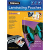 Fellowes A4 Enhance Laminating Pouches 80 Micron (Pack of 25) 53962
