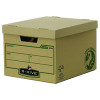 Bankers Box Brown R-Kive Earth Storage Box (2 Packs of 20) BB810443