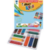 Bic Kids Ecolutions Triangle Colouring Pencils Class Pack 144 887831