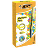 Bic Flex Highlighters Yellow 942040
