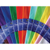 Bright Ideas Crepe Paper 500mmx3m Assorted (Pack of 12) BI0568