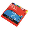 Berol Assorted Water-Based Colourbroad Pens Wallet (Pack of 24) S0376010