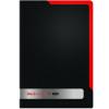 Black n Red L Folder (2 Packs of 5) BX810417