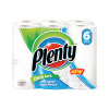 Plenty Kitchen Roll White M01370 (Pack of 6)